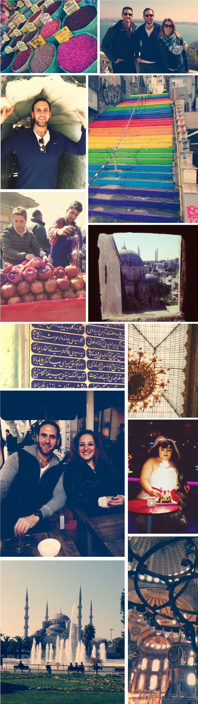 Istanbul-Collage-Filter
